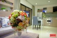 泰国芭提雅公寓杜斯特海景1房44平 Dusit Grand Condo