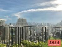 曼谷商业区最新现房Edge Sukhumvit 23 泰国Asok最佳投资公寓