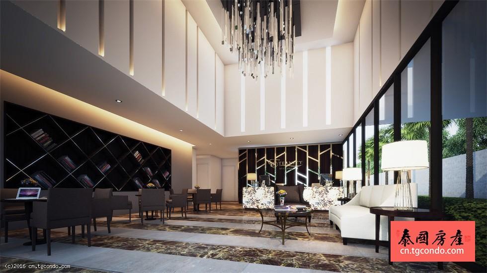 泰国曼谷低层豪华公寓Eternity Sukhumvit 8