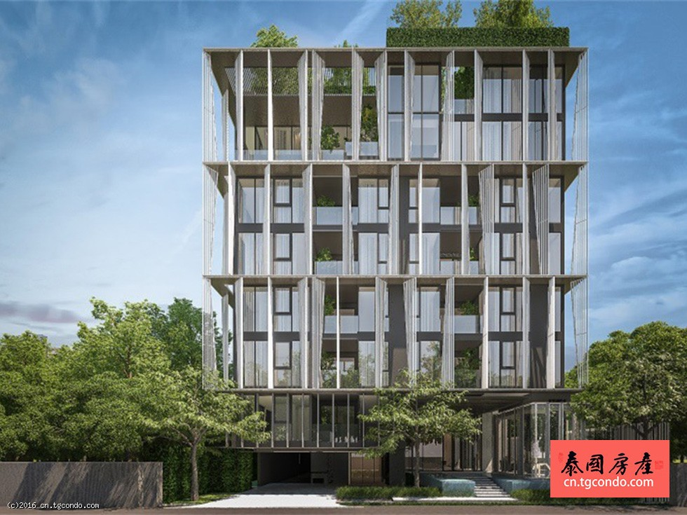 曼谷私人豪华公寓FYNN Sukhumvit 31