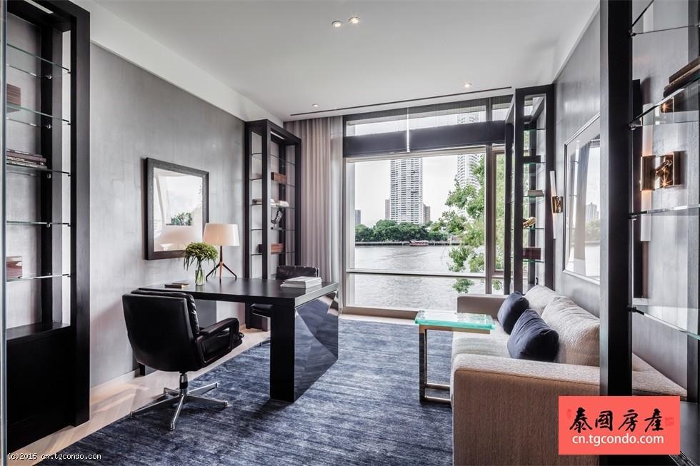 泰国曼谷四季酒店公寓:Four Seasons Residences