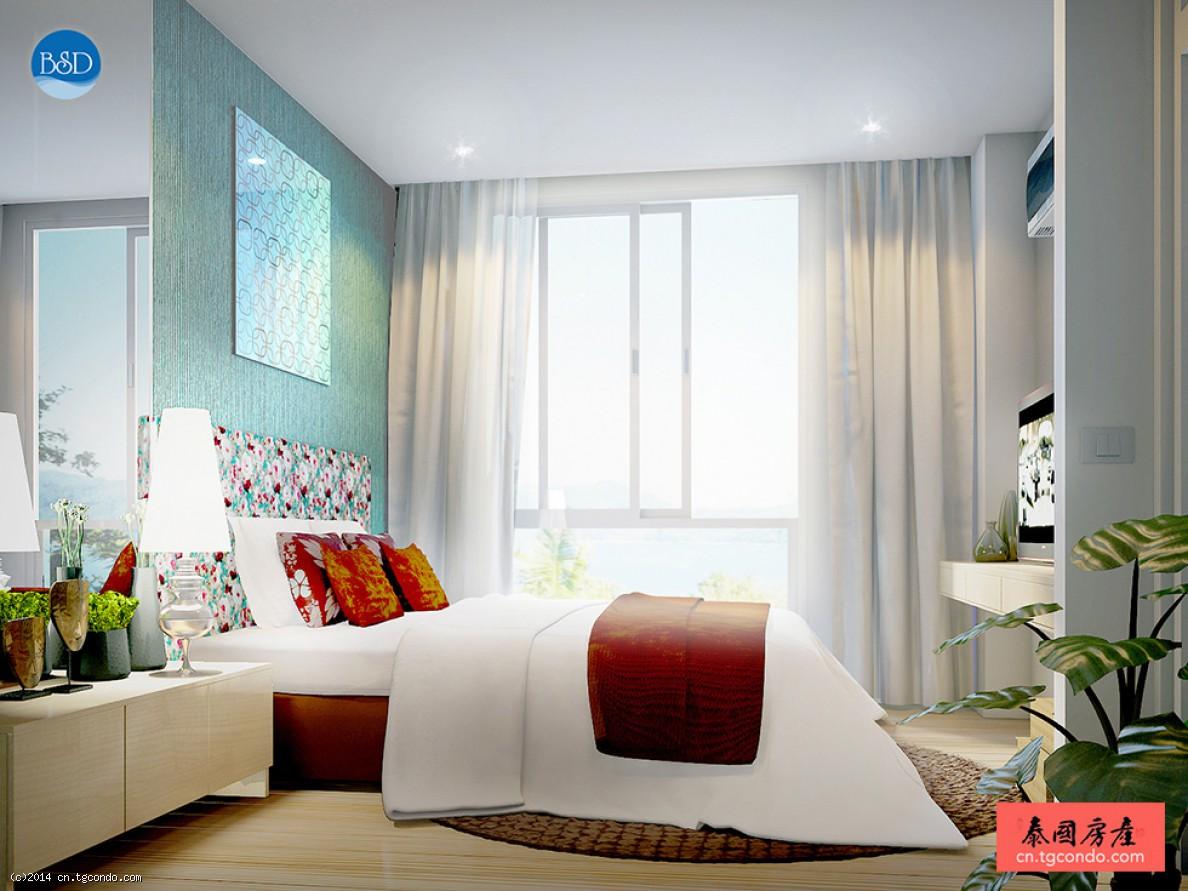 泰国芭提雅房地产:加勒比度假公寓 Grande Caribbean