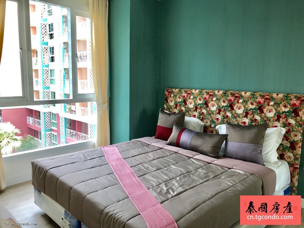 泰国芭提雅加勒比大型度假公寓Grande Caribbean Condo