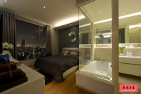 泰国曼谷BTS Phrom Phong豪华装修现房楼盘 H Condo