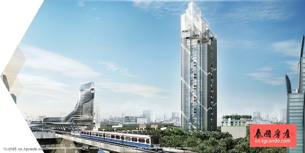 泰国曼谷最新预售期房:Hyde Sukhumvit 11