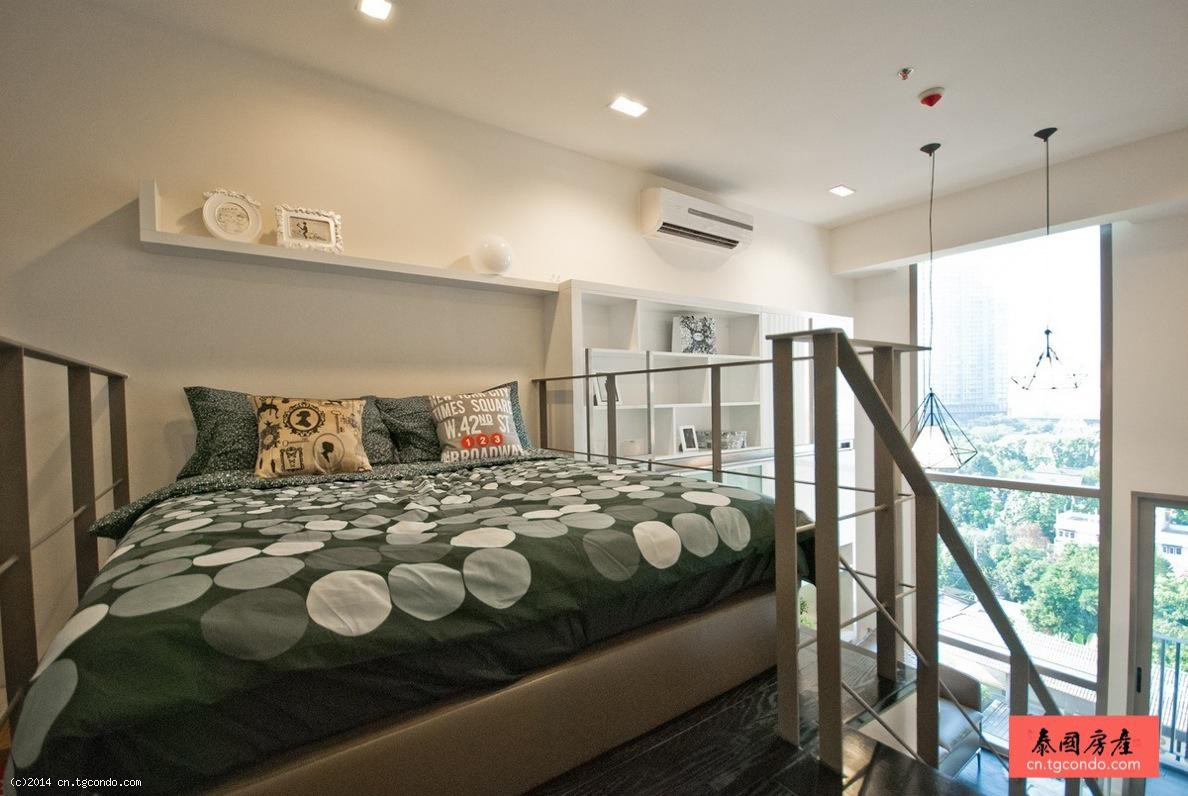 泰国曼谷日本街Loft复式公寓 Ashton Morph 38