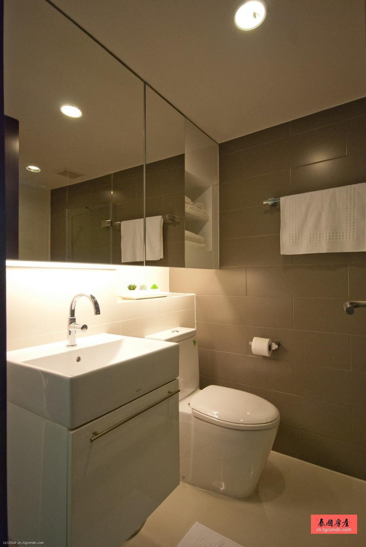 泰国曼谷日本街Loft复式公寓 Ashton Morph 38   泰国房产网