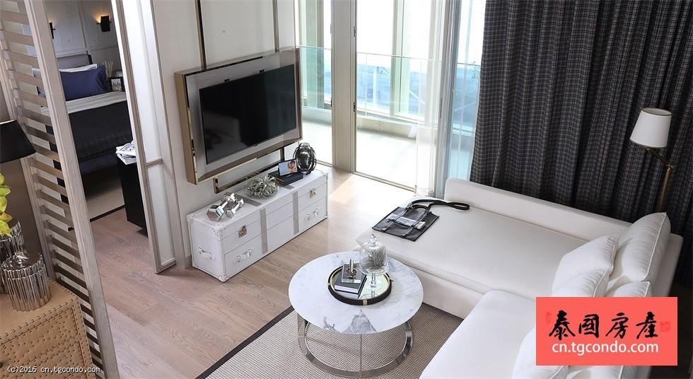 暹罗之印ICONSIAM 泰国曼谷湄南河畔奢华豪宅