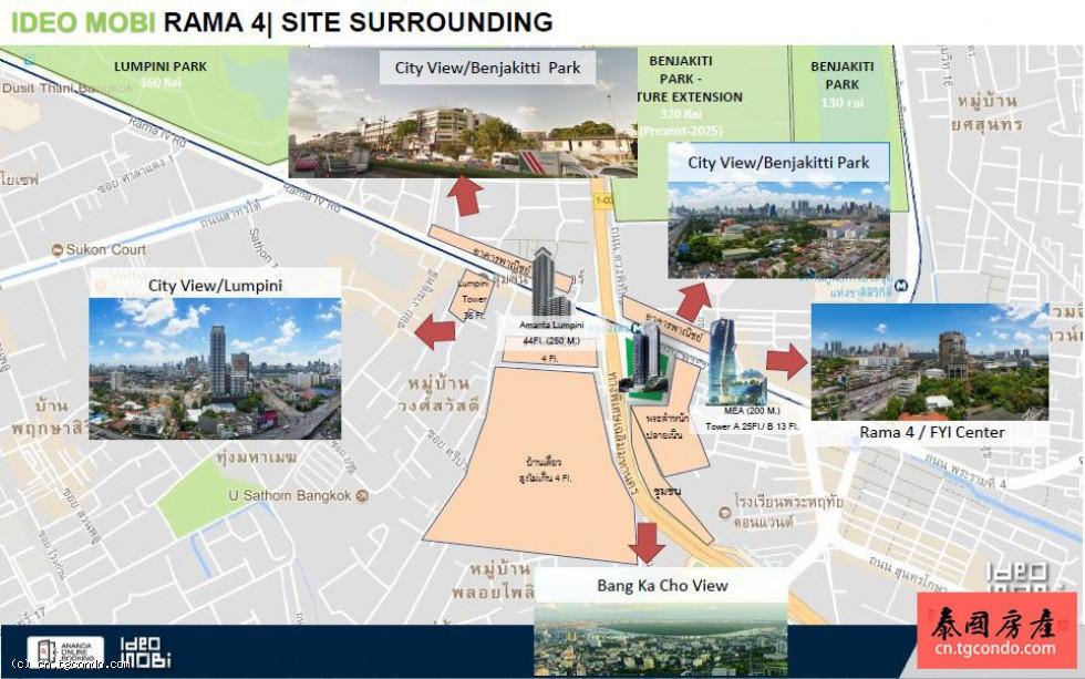 Ideo Mobi Rama 4 地铁