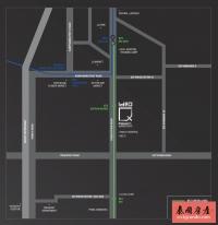 Ideo Q Phahol-Saphan Khwai  泰国曼谷轻轨站新盘