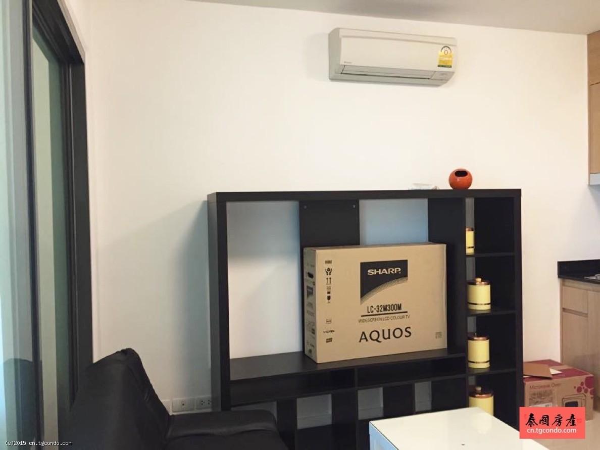 泰国曼谷房地产:经济投资型公寓 Ideo Blucove