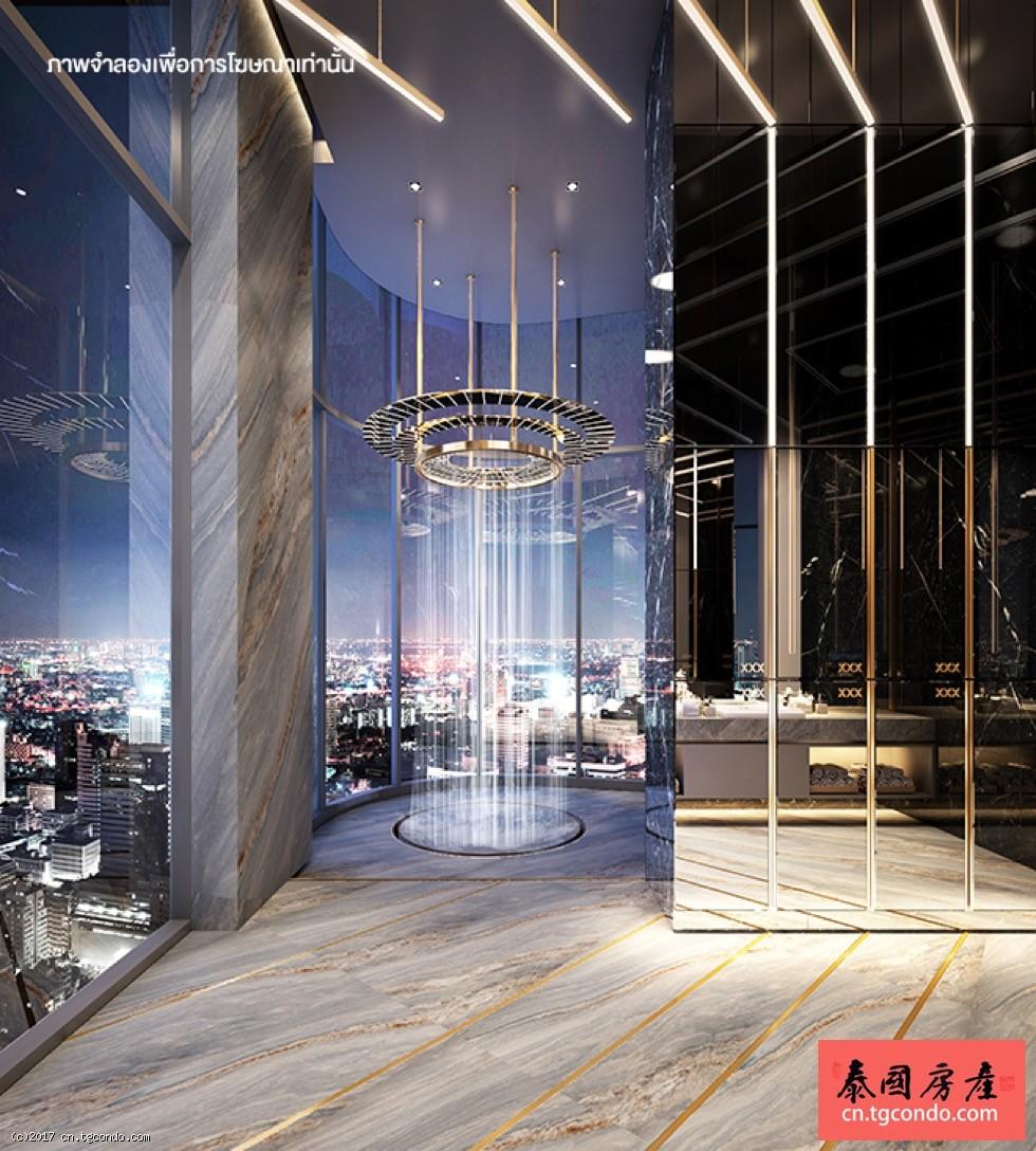 泰国曼谷通罗区,最新IDEO Q Sukhumvit 36期房发售by亚南达