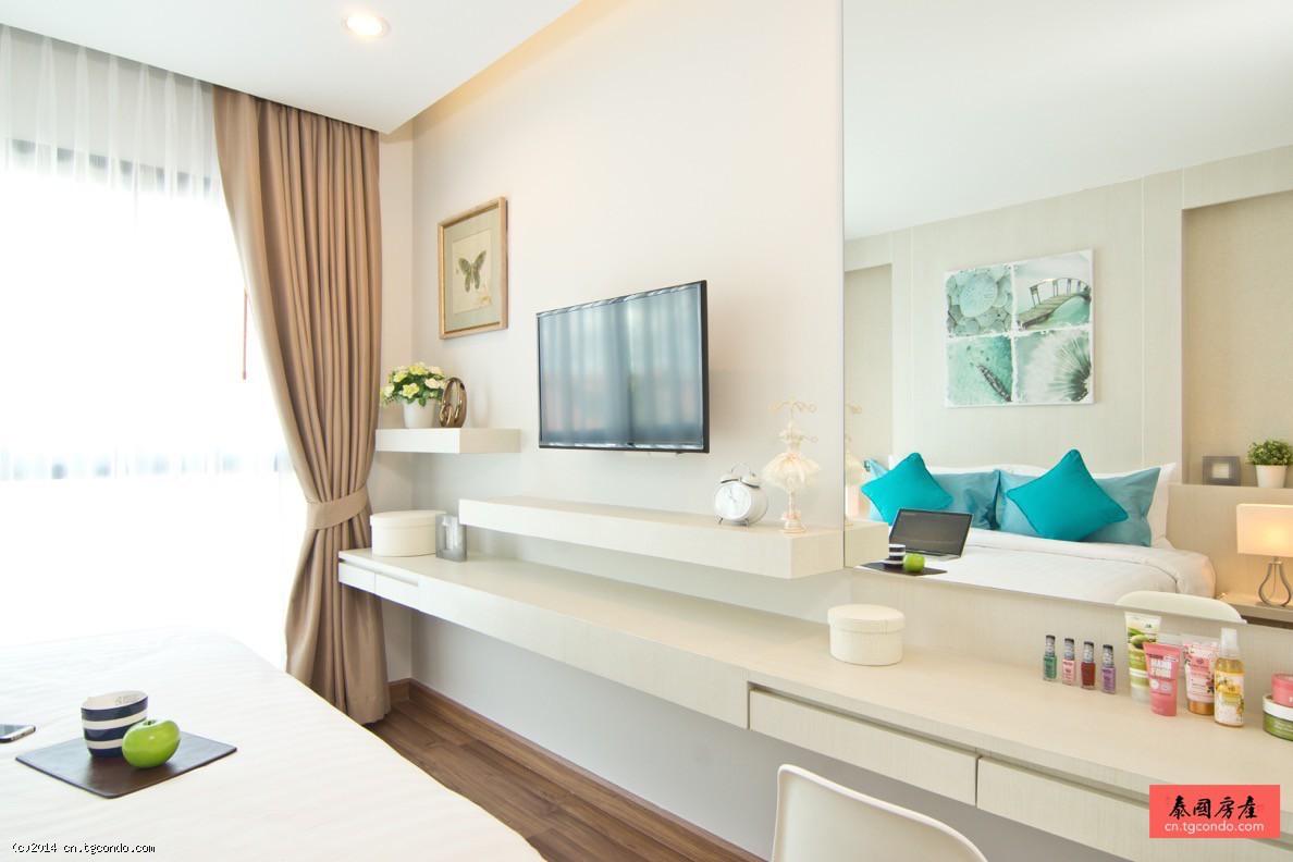 泰国芭提雅公寓英菲尼迪2卧 Infiniti Condo