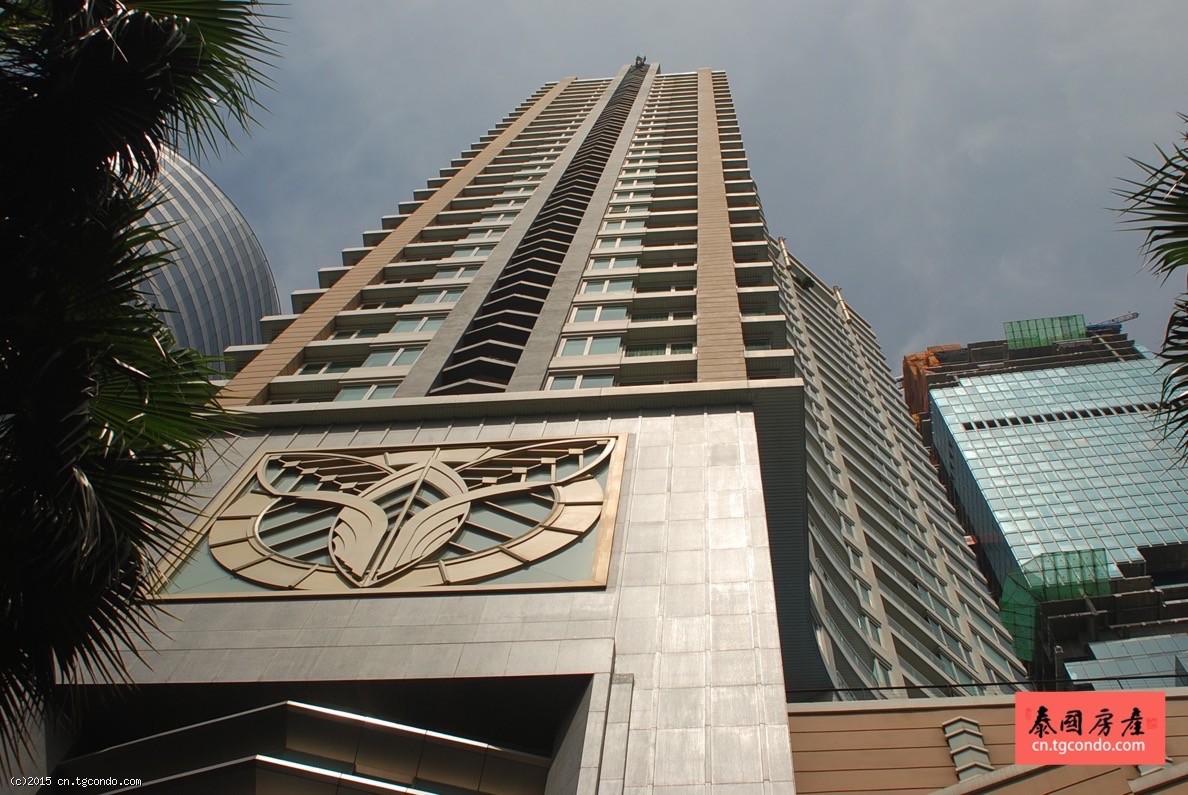 泰国曼谷沙吞Infinity Sathorn高档公寓现房