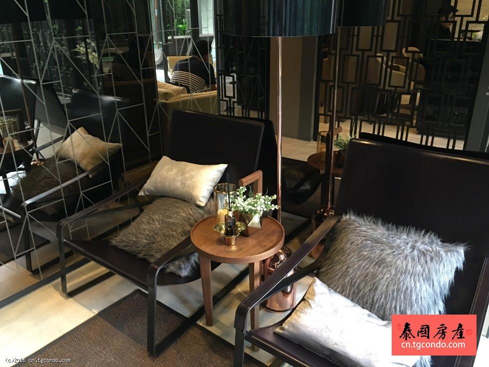 曼谷最黄金地段奇隆区现房推荐 Klass Langsuan