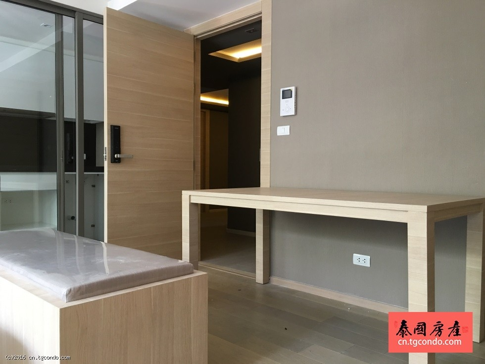 """泰国""""华尔街""""最新现房Klass Silom,距曼谷银行总部不到100米!"""
