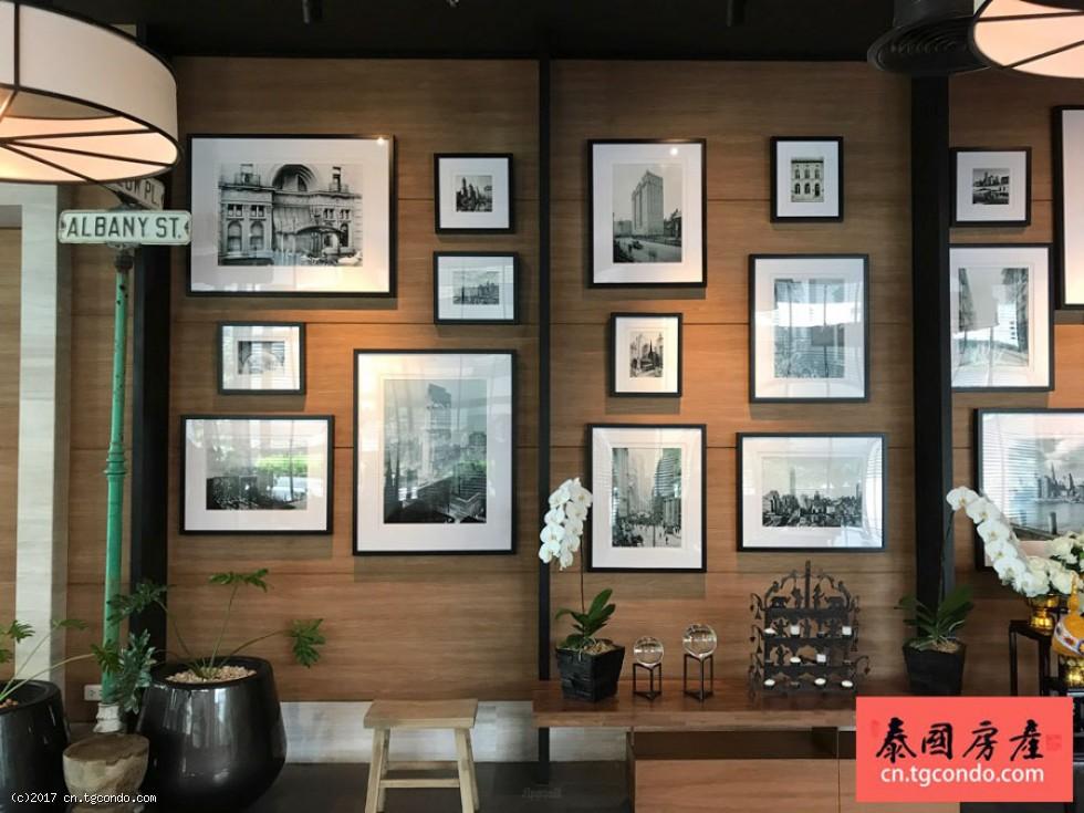 """曼谷""""工业风""""阁楼高层公寓The Lofts Ekkamai"""