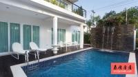 """泰国芭提雅""""银湖山庄"""",现代风格欧式别墅"""