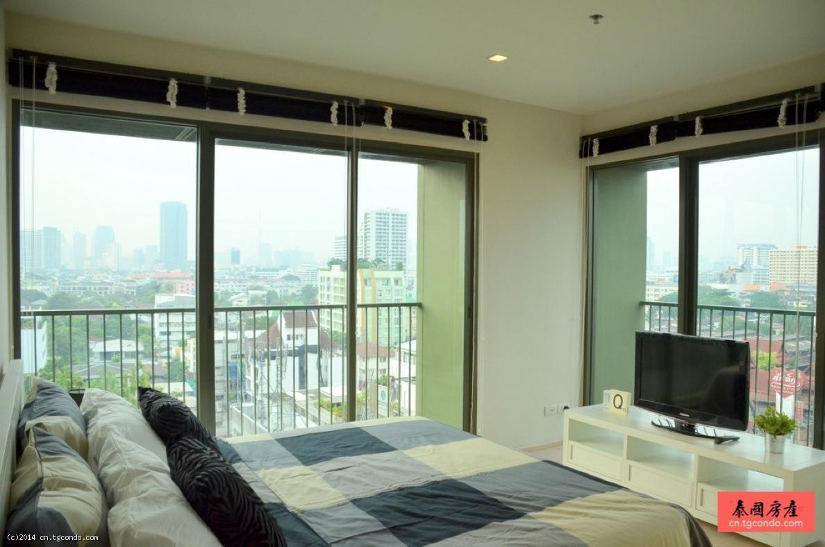 泰国曼谷房地产:BTS Thong Lo公寓出租 Noble Solo