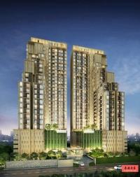 泰国曼谷湄南河畔BTS公寓 NYE