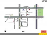 泰国曼谷沙吞使馆区BTS Chong Nonsi公寓 Nara 9