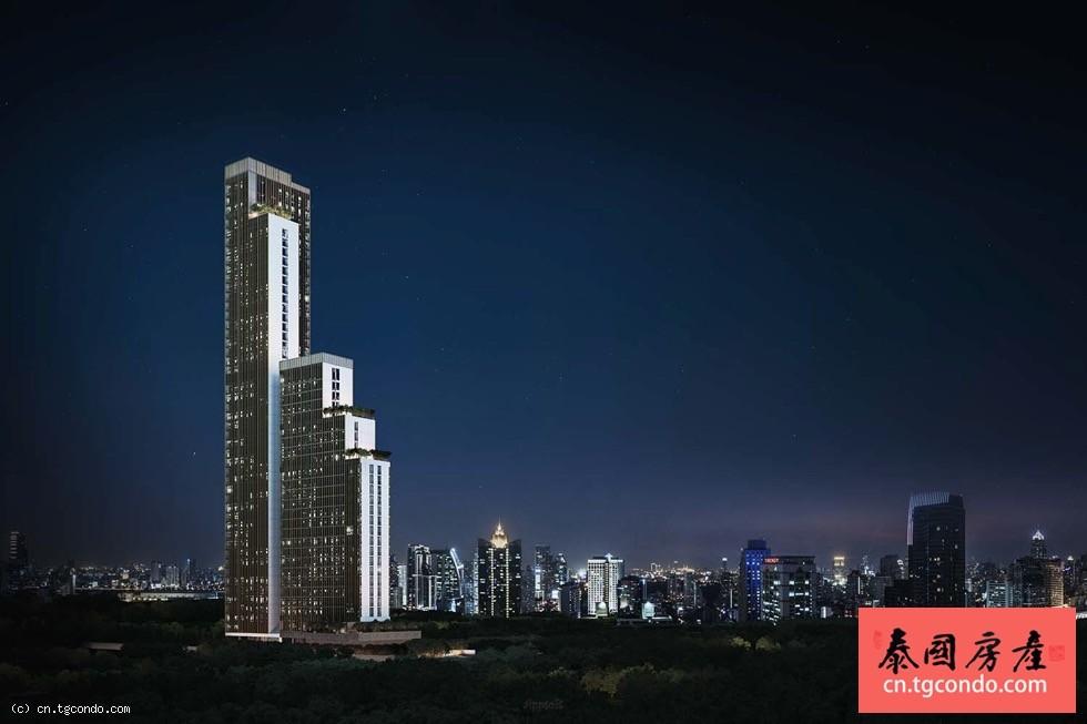 Noble BE19 泰国曼谷素坤逸Asoke高层公寓