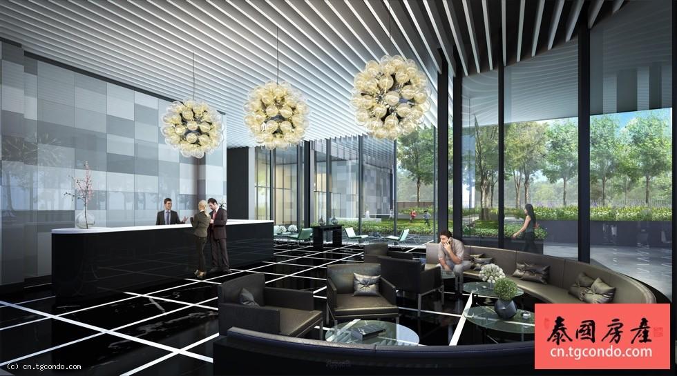 泰国曼谷澎蓬区高端准现房 Noble BE33 Sukhumvit