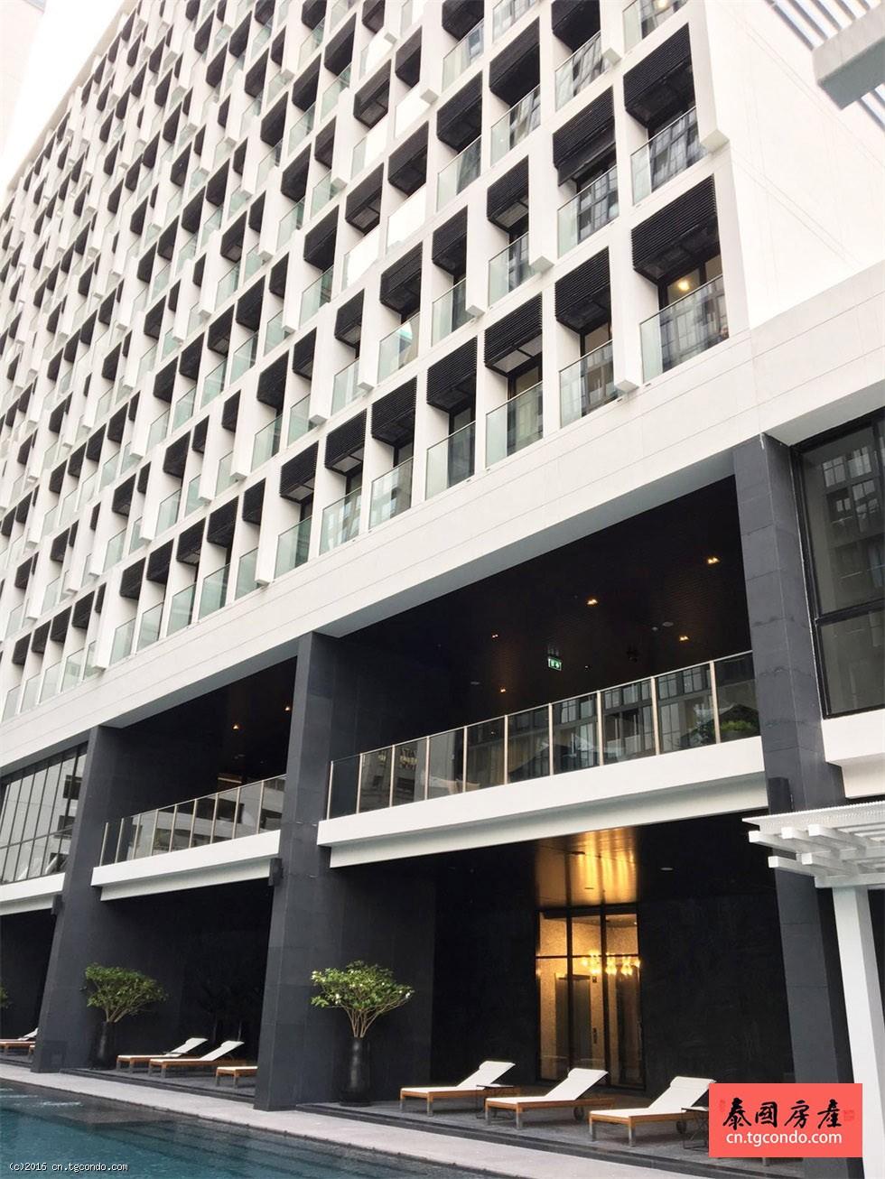 Noble Ploenchit 泰国曼谷精华区奔集顶级地段现房