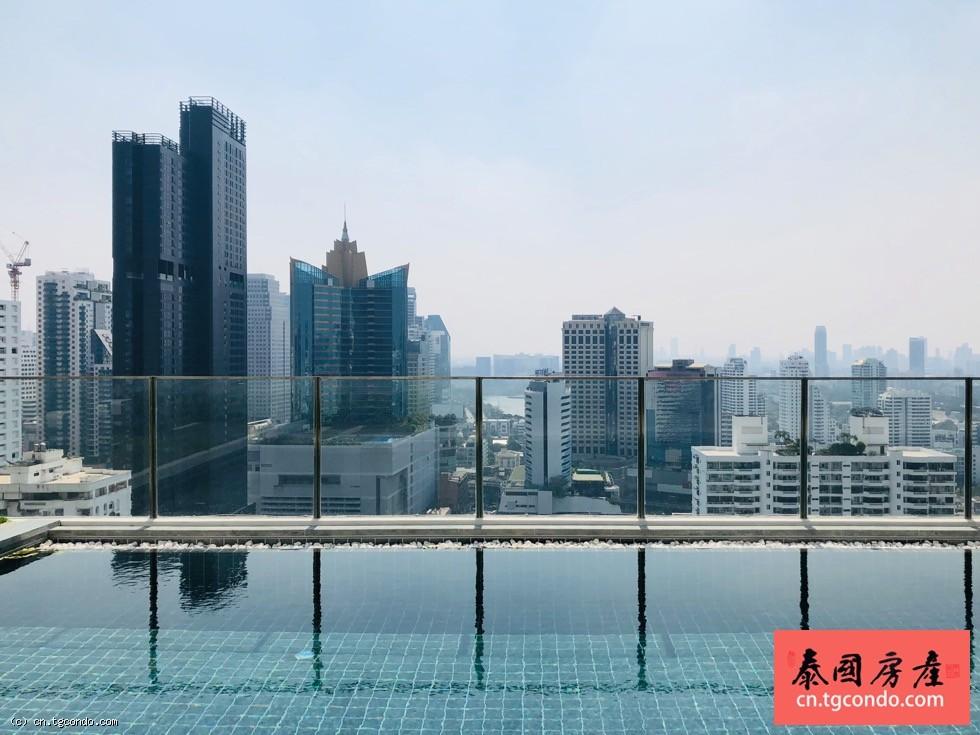 Noble Recole 19泰国曼谷Asok双轨交汇中心高层楼盘