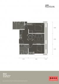 泰国曼谷贵族公寓Noble Revolve Ari投资性期房