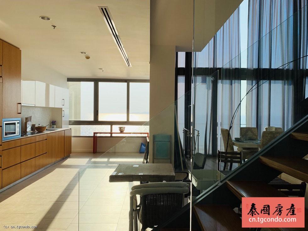 Norothpoint泰国芭提雅北点大厦,280平米四房四卫复式海景豪宅