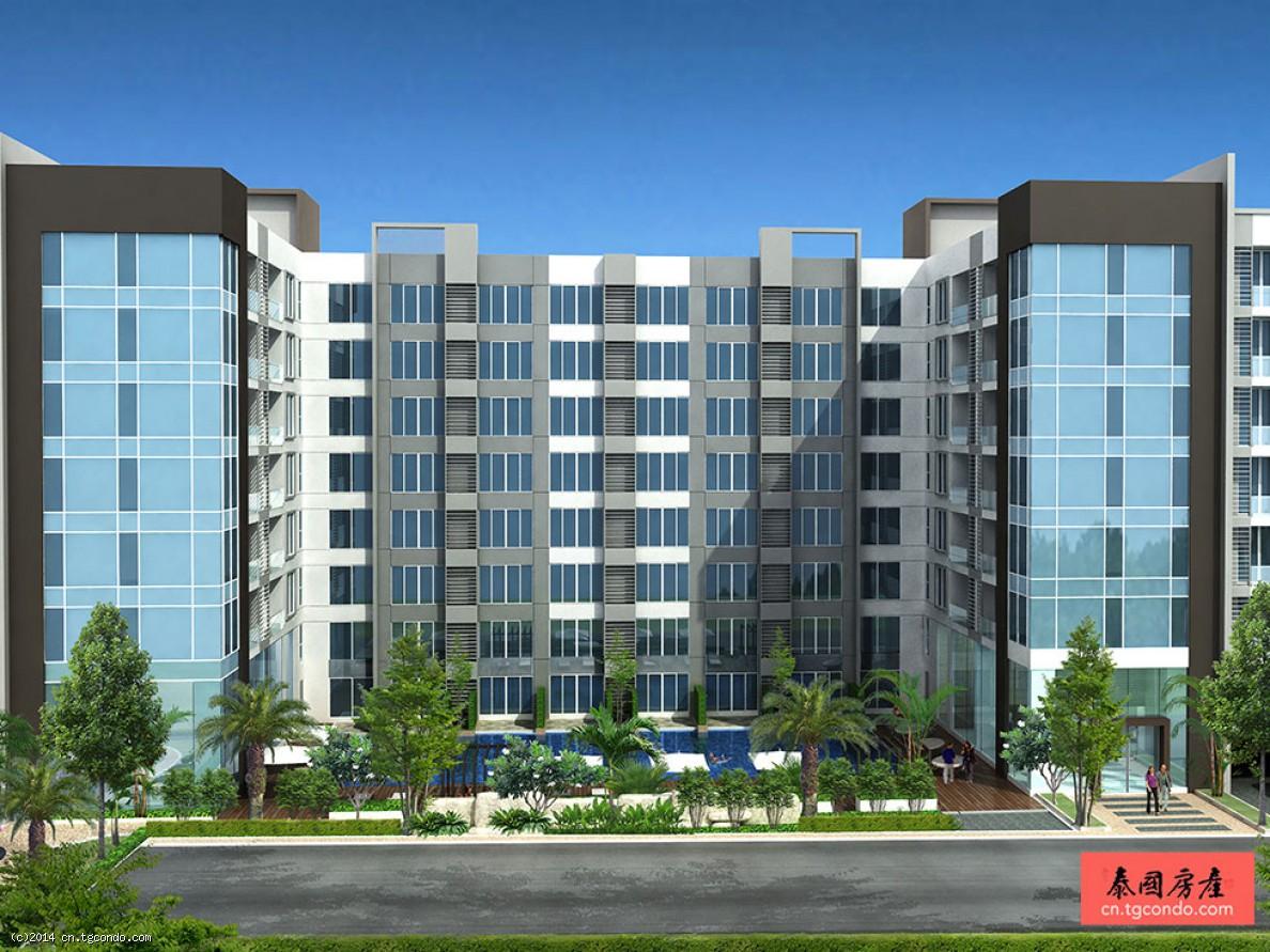 泰国芭提雅市中心公寓转售 Novana Residence