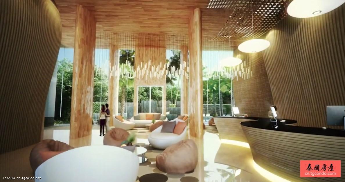 泰国芭提雅 Ocean Pacific 海景公寓