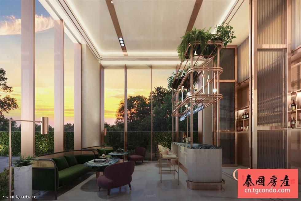 泰国芭提雅市中心高层新盘预售 ONCE Pattaya