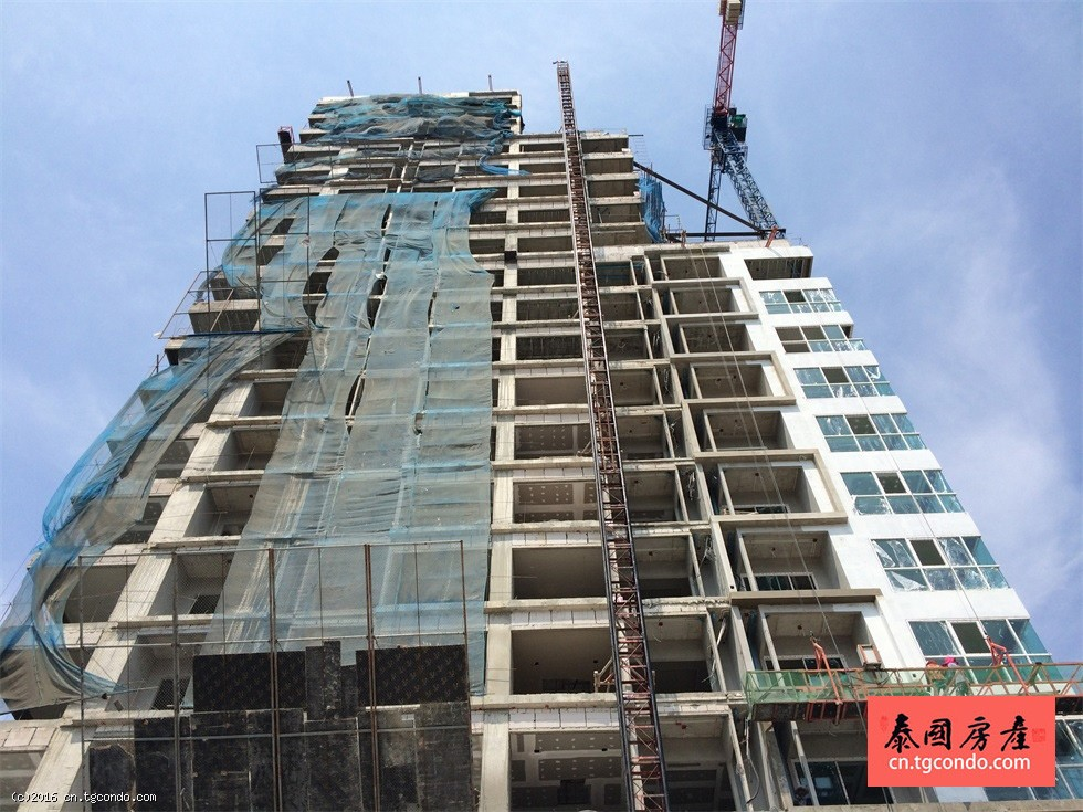 芭提雅One Tower,51平大一房海景单元转售