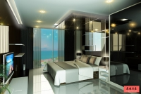 泰国芭提雅万豪行政公寓 Onyx Residences