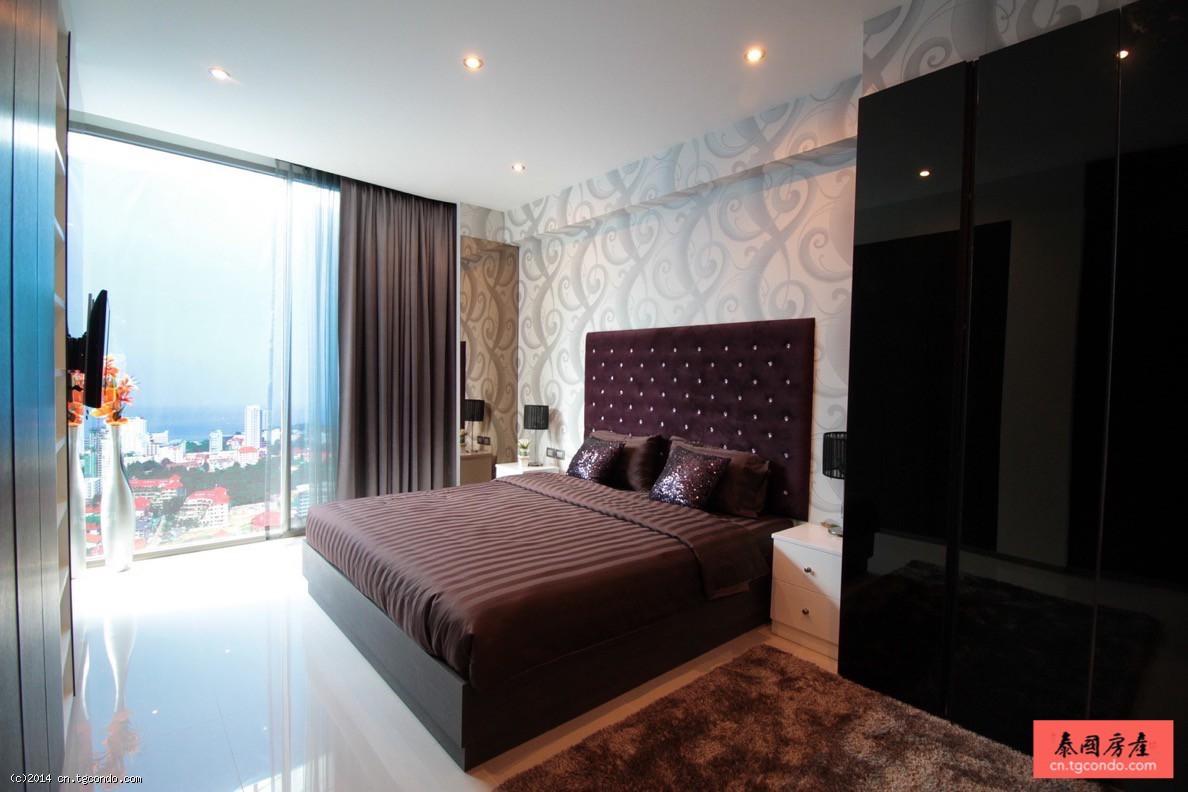 泰国芭提雅房地产:万豪行政公寓 Onyx Residences