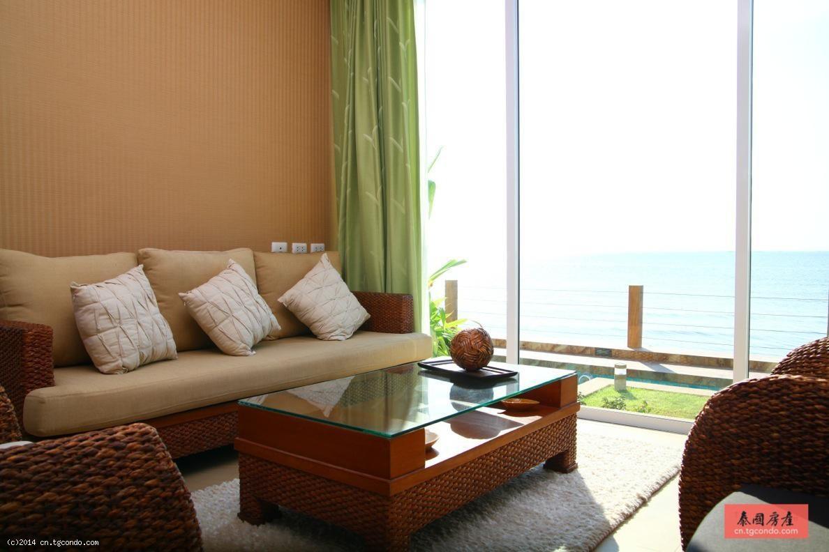 芭提雅天堂海景2房公寓,可入住 Paradise Ocean View