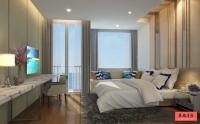 绿地泰国芭提雅滨海度假公寓42平1卧 Pattaya coastal resort