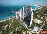 绿地泰国芭提雅滨海度假公寓28平开间 Pattaya coastal resort