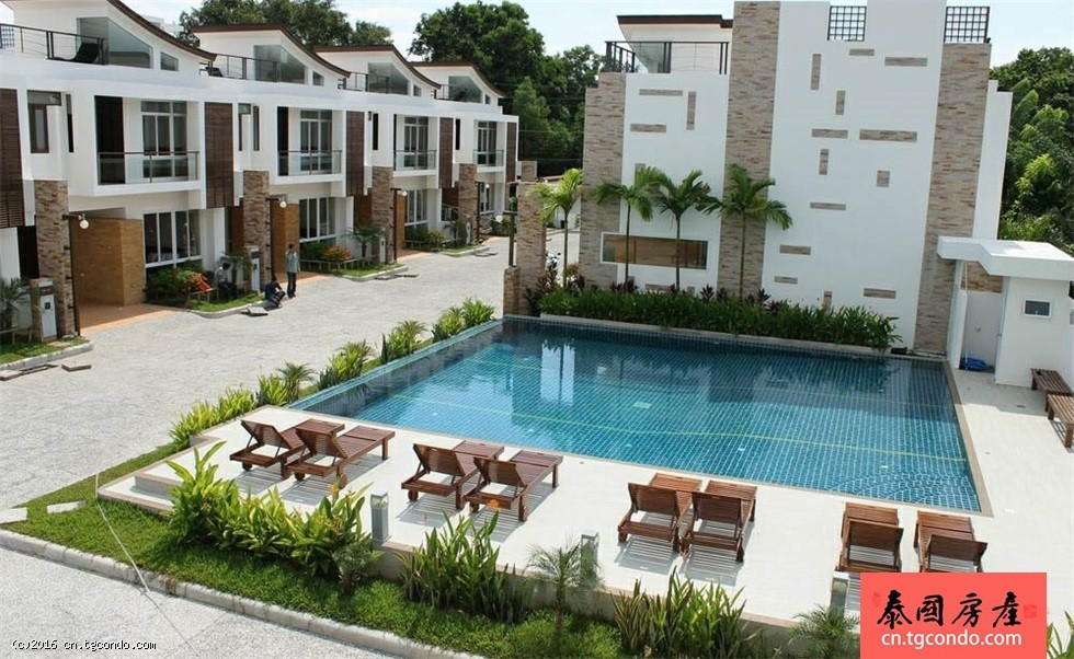 泰国普吉岛拉威海滩别墅