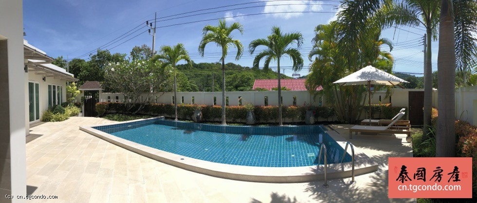 泰国普吉岛私人泳池豪华别墅土地出售