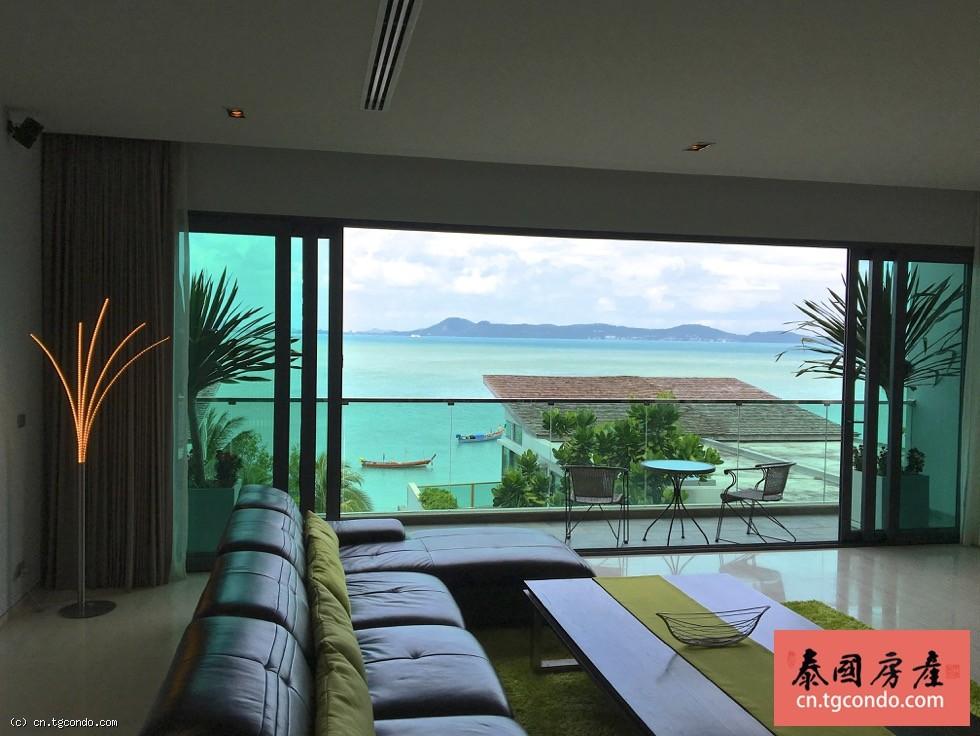 泰国普吉岛海景别墅出租 4房4卫 | 泰国房产网