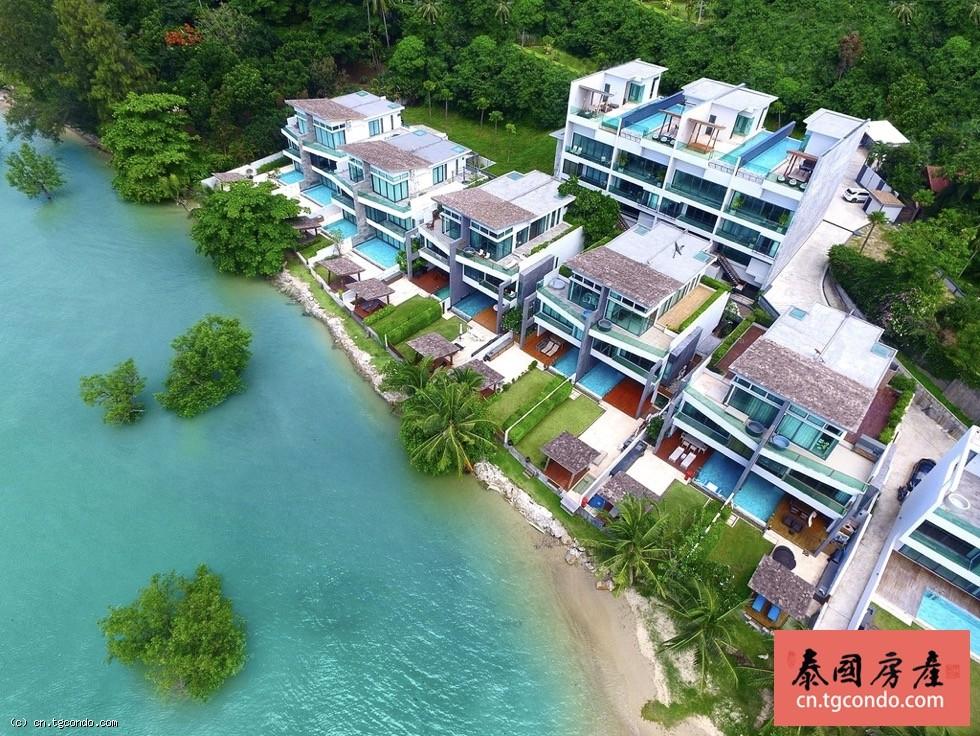 泰国普吉岛海景别墅出租 4房4卫