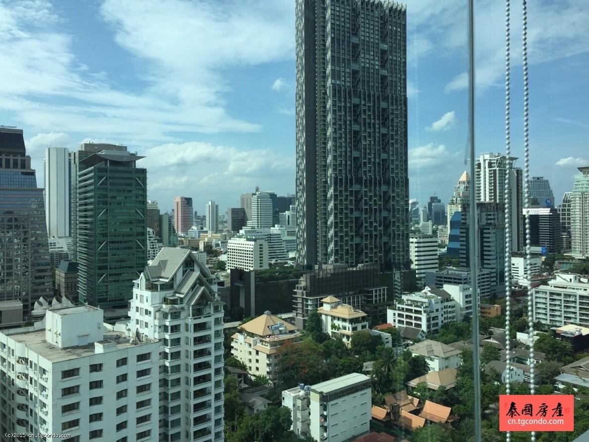 泰国曼谷沙吞BTS Chong Nonsi公寓出租 Rhythm Sathorn