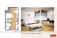 泰国芭堤雅房地产:日本人开发商瑞星公寓 Rising Place