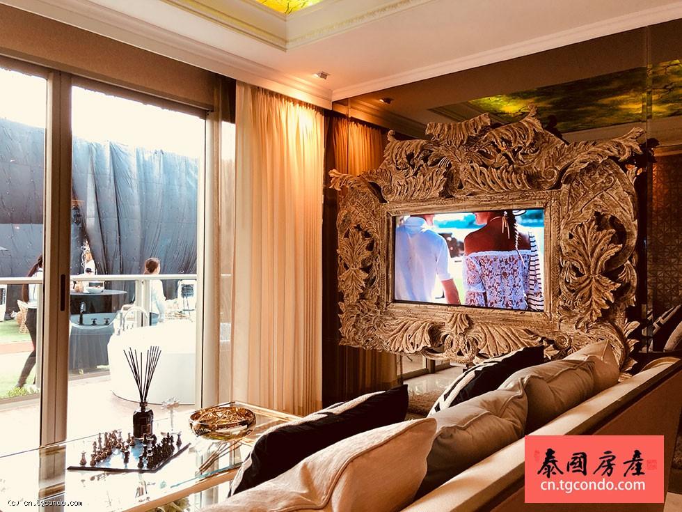 The Riviera Monaco泰国芭提雅中天海滩里维拉摩纳哥公寓