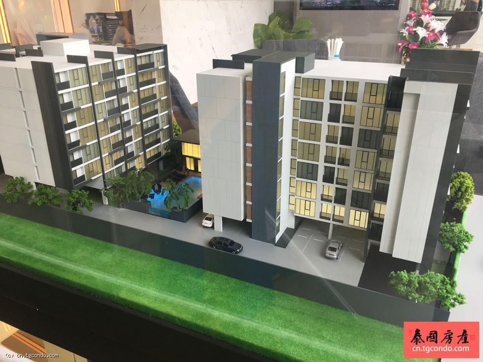 泰国曼谷精选公寓 SERIO Sukhumvit 50