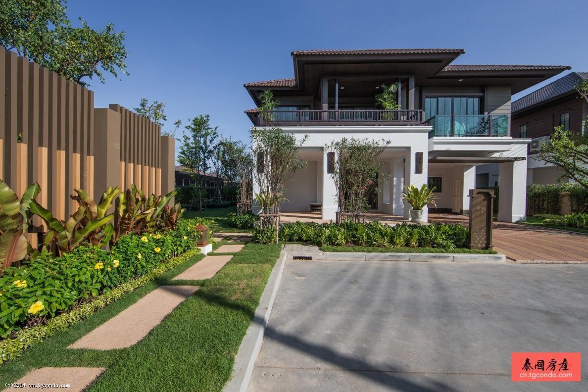 泰国清迈房产:Setthasiri San Sai豪华别墅出售