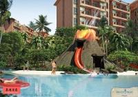 芭堤雅七海37平1卧度假公寓出售Seven Seas